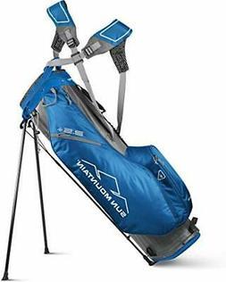 Sun Mountain 2019 2.5+ Golf Stand Bag Blue|Grey