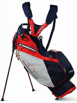 Sun Mountain 4.5 14-Way Stand Bag Golf Carry Bag Navy/White/