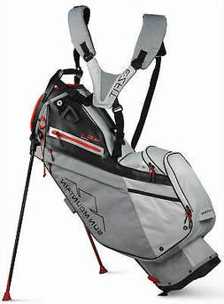 Sun Mountain 4.5 14-Way Stand Bag Golf Carry Charcoal/White/