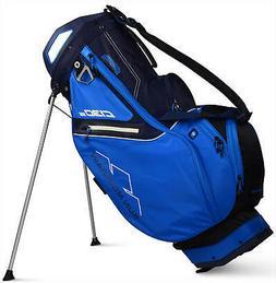 Sun Mountain C-130S Stand Bag Golf Carry Bag Black/Cobalt/Na