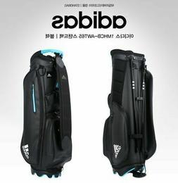 TAYLORMADE ADIDAS Stand Bag 1MHCB-AWT65 A92285 Black Golf Ca