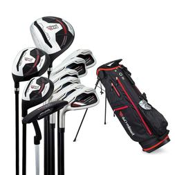 Founders Club Tour Tuned Men's Complete Golf Club Set with S
