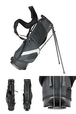Tour X SS Golf Stand Bags-Black/Charcoal 39300
