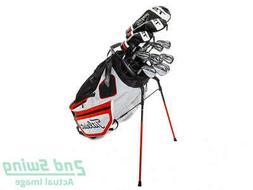 Titleist TS3 and T100 Complete Golf Club Set Steel Stiff RH