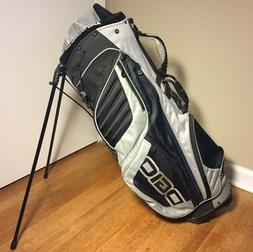 OGIO Vector Golf Stand Carry Bag 9-Way Divider Dual Strap w/