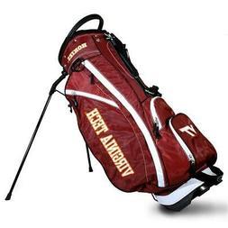 Virginia Tech VT Hokies Golf Bag Stand Up Golf Bag With Stan