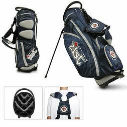 Winnipeg Jets Team Golf Fairway Lightweight 14-Way Top Golf