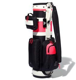 ADIDAS Women's Golf Caddie Club Bag Black EMS Shipping GD851